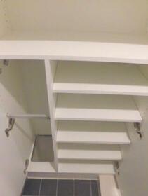 MAXIV関内 501号室の収納