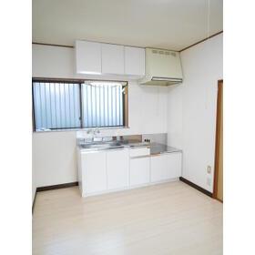 第二幸和ハイツ 0101号室のキッチン