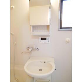 第二幸和ハイツ 0101号室の洗面所
