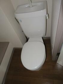 旭横浜ビル 304号室のトイレ