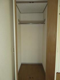 旭横浜ビル 304号室の収納