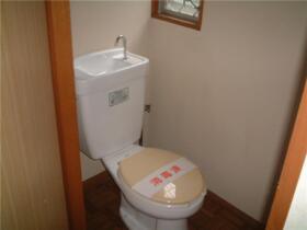戸沢アパート 102号室のトイレ