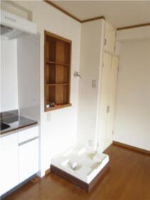 パークサイドハウス三浦 202号室の洗面所