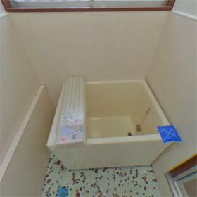 フラット司 1-E号室の風呂