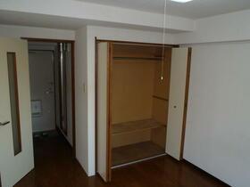オムサヴァイセキ 104号室の収納
