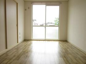 グリーンハイツ欅 101号室のリビング