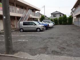 グランドール大南A 201号室の駐車場