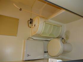グランドール大南B 202号室の風呂
