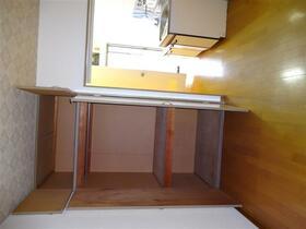 グランドール大南B 202号室の収納