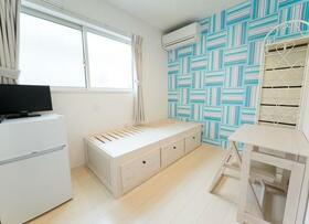 Casa nova大倉山 203号室のリビング