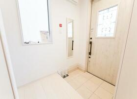 Casa nova大倉山 203号室の玄関