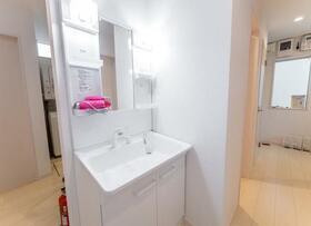 Casa nova大倉山 203号室の洗面所