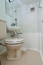 メゾン・ド・アドミレ 0203号室の風呂