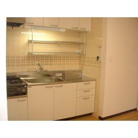 コンフォート武蔵関Ⅱ 101号室のキッチン