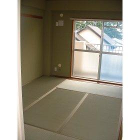コンフォート武蔵関Ⅱ 101号室のベッドルーム
