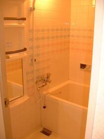 コンフォート武蔵関Ⅱ 101号室の風呂