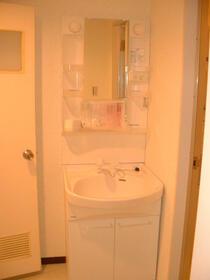 コンフォート武蔵関Ⅱ 101号室の洗面所