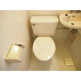 セイワハイム 201号室のトイレ
