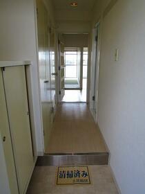 いずみ野ハイツ 503号室の玄関