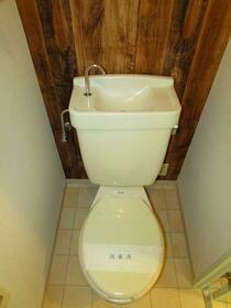 いずみ野ハイツ 503号室のトイレ