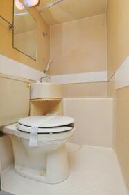 メゾン・ド・サペン 0107号室の風呂