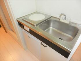 エアフォルク綱島 303号室のキッチン