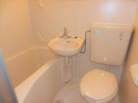 エアフォルク綱島 303号室の風呂
