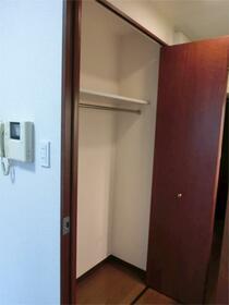 トーシンフェニックス桜上水弐番館 603号室の収納