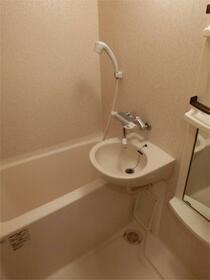 トーシンフェニックス桜上水弐番館 603号室の風呂