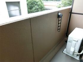 トーシンフェニックス桜上水弐番館 603号室のバルコニー