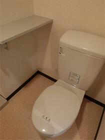 トーシンフェニックス桜上水弐番館 603号室のトイレ
