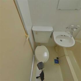 アサノハイム 201号室のトイレ