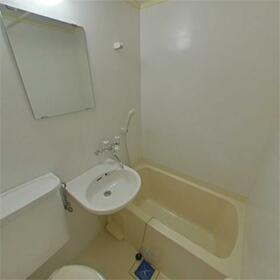 アサノハイム 201号室の風呂