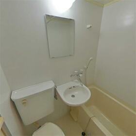 アサノハイム 201号室の洗面所