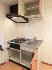 スカイコートヌーベル中村橋 302号室のキッチン