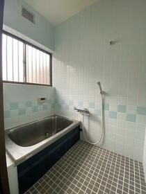 東大泉パークハイツ 101号室の風呂