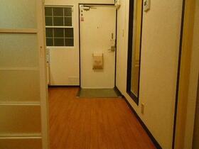 ドアーズフォー 101号室の玄関