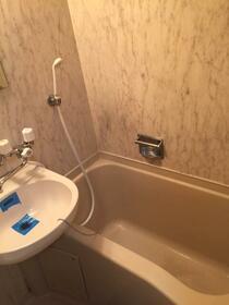 ラ・レジダンス・ド・エチュード 0303号室の風呂