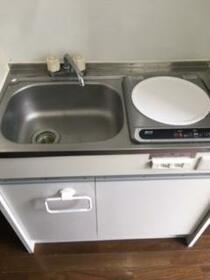 サンハープ浜田山 202号室のキッチン