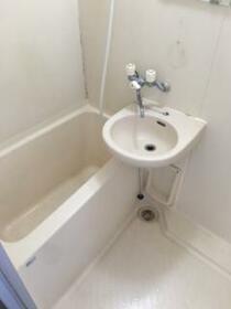 サンハープ浜田山 202号室の風呂