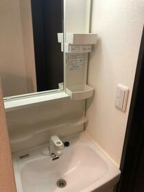 エストレヤ光が丘 101号室の洗面所