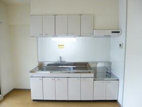 クォーレMM 303号室のキッチン