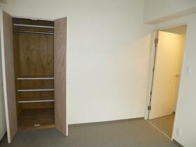 クォーレMM 303号室の収納