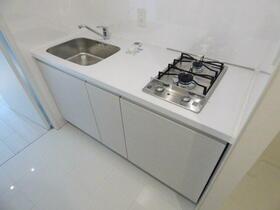 PASEO Sasazuka Ⅱ 0301号室のキッチン