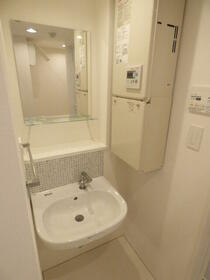 PASEO Sasazuka Ⅱ 0301号室の洗面所