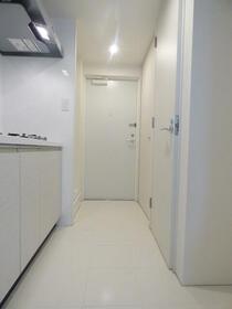 PASEO Sasazuka Ⅱ 0301号室の玄関