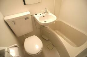 ユーコート桜上水( 旧ラ・クール) 12号室の風呂