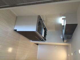 スカイコート板橋本町 412号室のキッチン
