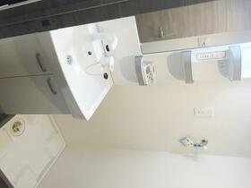 スカイコート板橋本町 412号室の洗面所