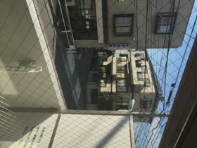 スカイコート板橋本町 412号室のバルコニー